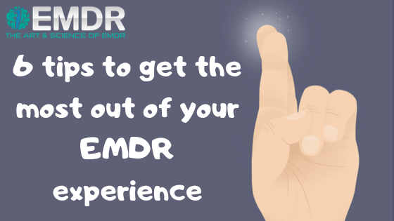 Improve your EMDR experience