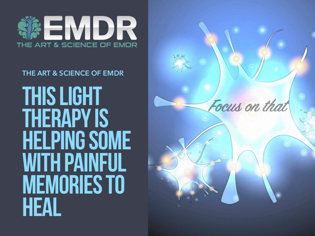 Light therapy healing