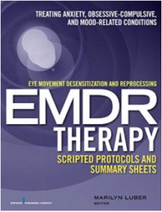 EMDR Scripted protocols and worksheets book