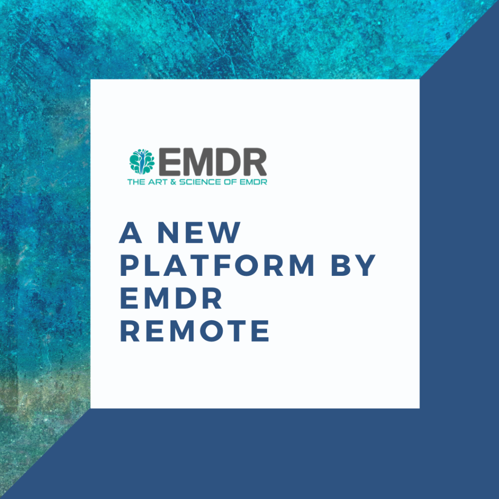 EMDR Remote's new platform for training