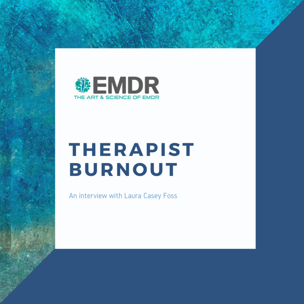 Therapist burnout