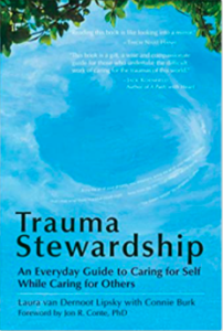 Trauma Stewardship book